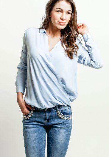 Dámská košile / halenka GLO-STORY (S-XL) malé balení
