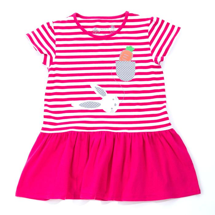 Dívčí tunika (šaty) WOLF (98-128) sleva o 40% 64d4de75d2