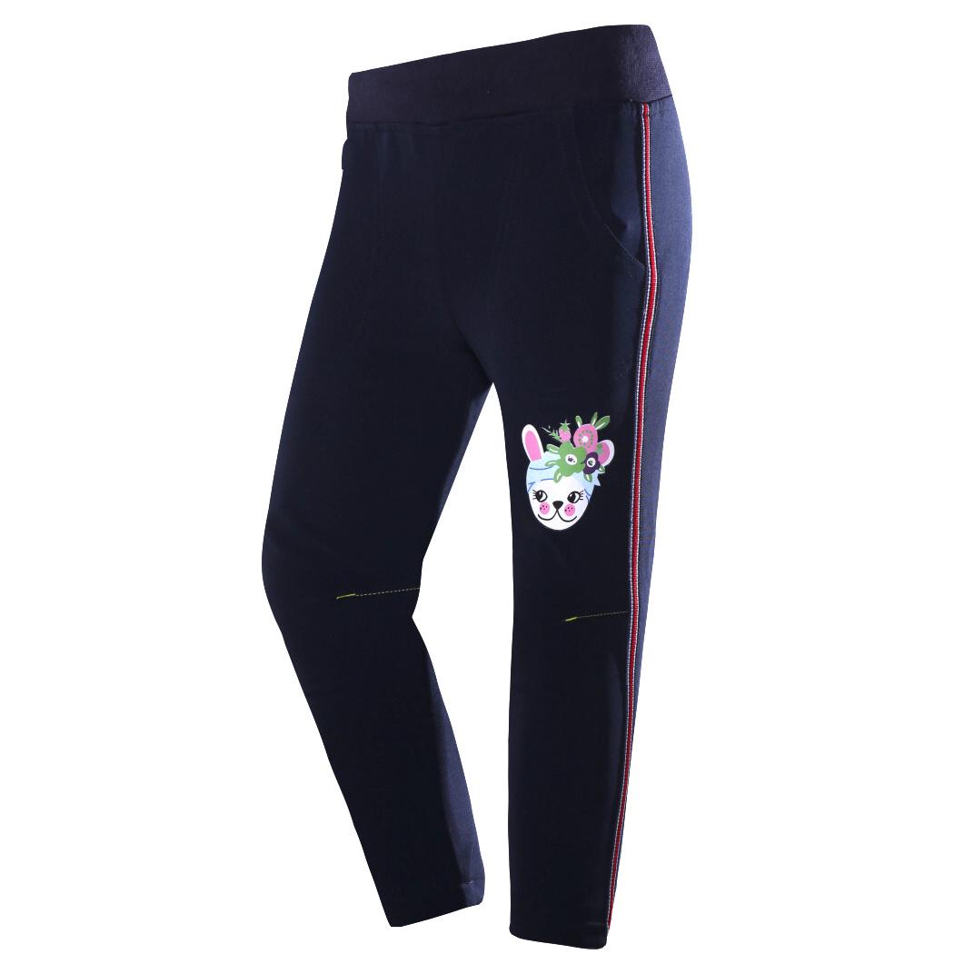 Dívčí softshellové kalhoty WOLF (92-110)
