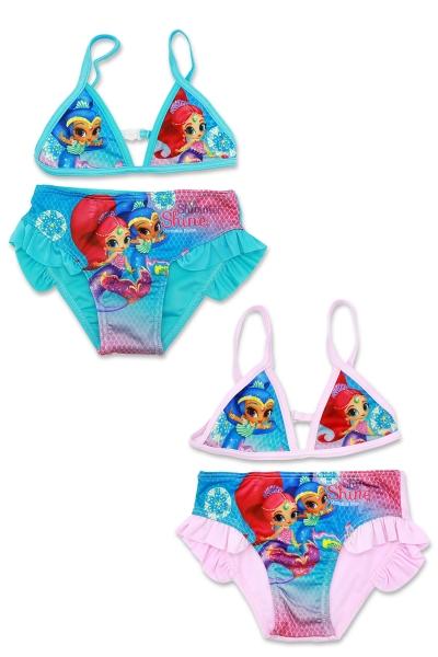 Dívčí dvojdílné  plavky LOL (116-146)