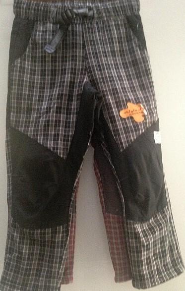 Outdoorové bavlněné  slabé  kalhoty NEVEREST (134-164)