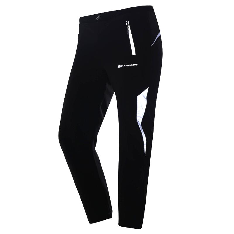 Chlapecké dorostenecké softshellové kalhoty WOLF (152-170)
