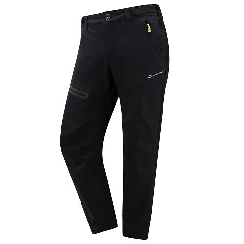 Pánské slabé softshellové kalhoty WOLF (M-2XL)