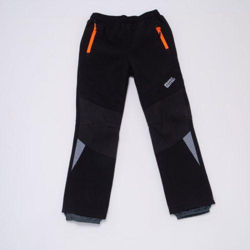 Dorostenecké  zateplené softshellové kalhoty WOLF (122-152)