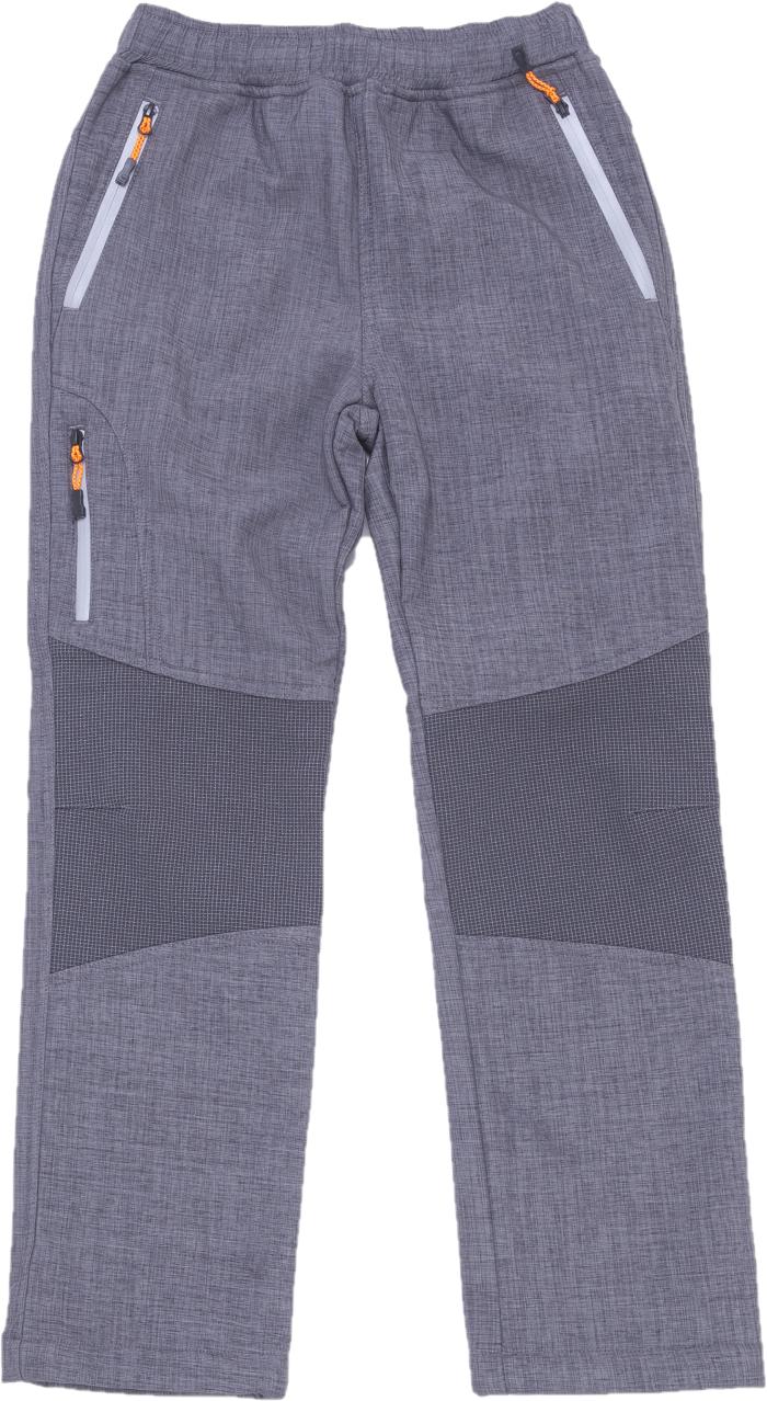 Dorostenecké  zateplené softshellové kalhoty WOLF (134-164)