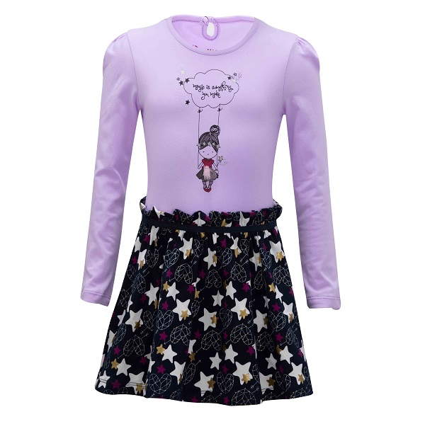 Dívčí sukně + triko  WOLF (104-134)