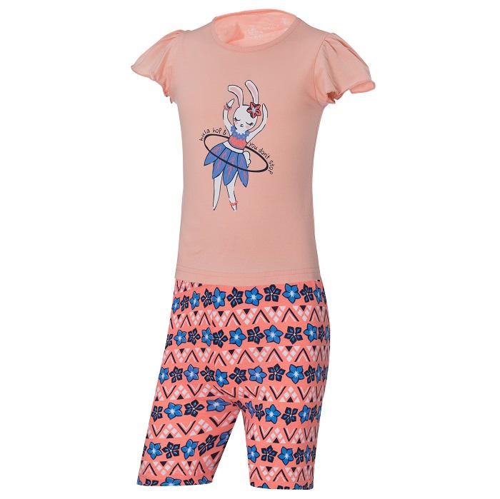 Dívčí letní pyžamo WOLF (98-128)