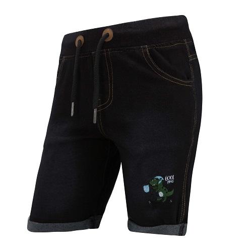 Dětské riflové  šortky WOLF (98-128)