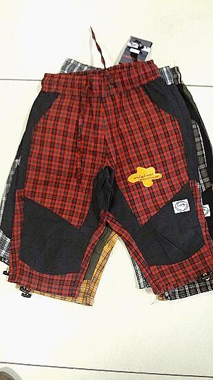 Outdoorové 3/4 kalhoty NEVEREST (98-128)