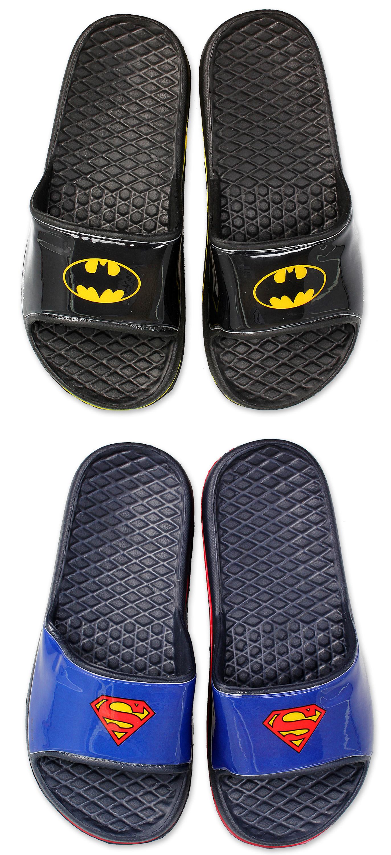 Chlapecké  gumové pantofle SUPER MAN(28-35)