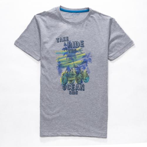 Chlapecké triko WOLF (134-164)