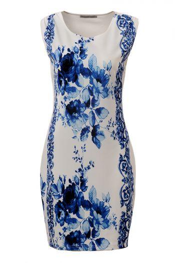 Dámské šaty GLO-STORY (S:M.L.)