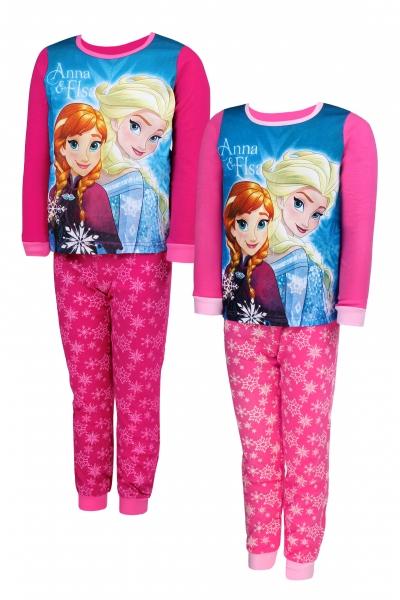 Dívčí pyžamo FROZEN (104-140)