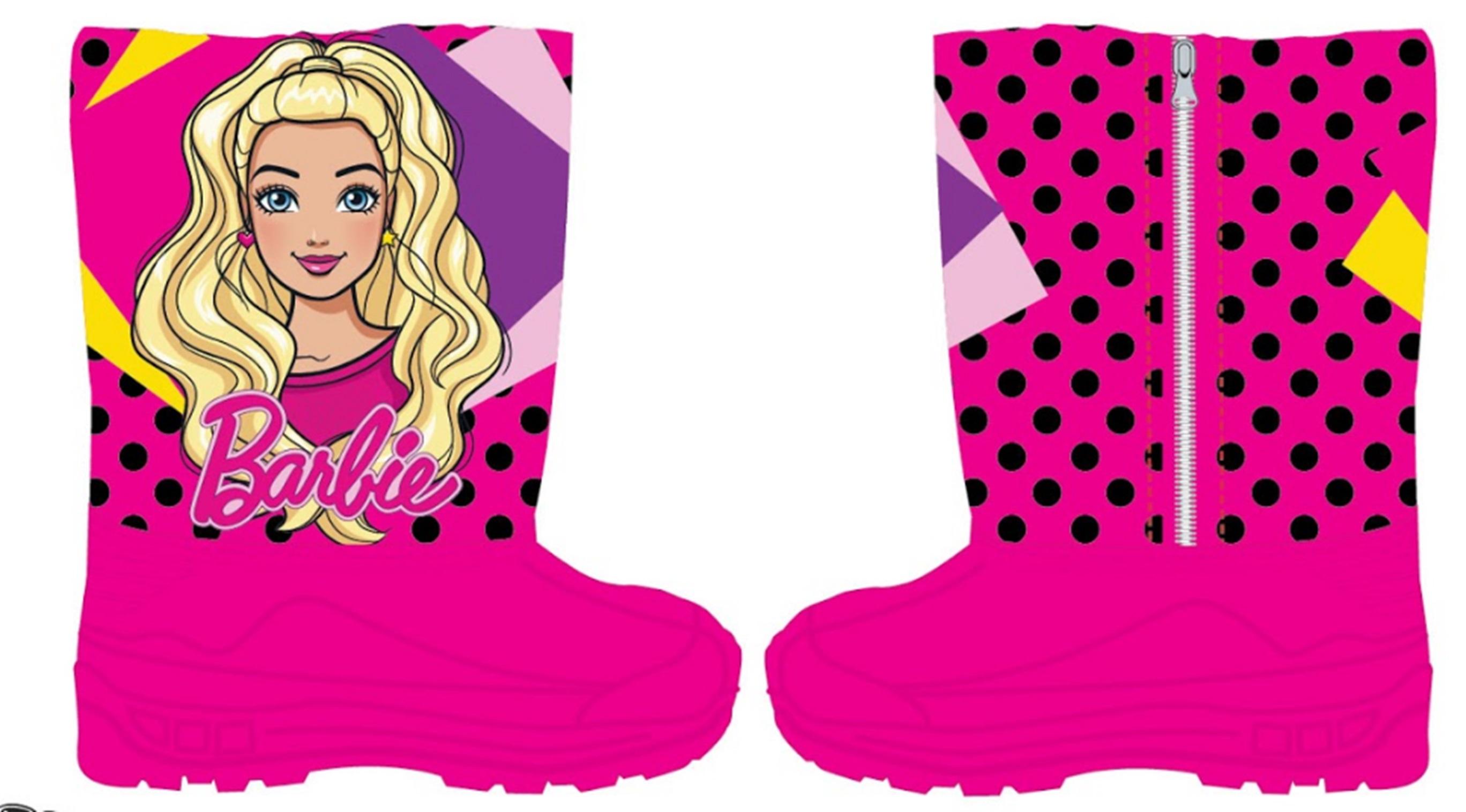 Dívčí licenční obuv- sněhule (24/25-30/31)