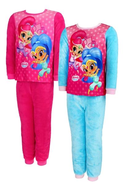 Dívčí teplé pyžamo SHIM (98-128cm)