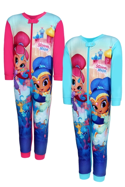 Dívčí pyžamo / overal SHIM (vel. 92-122cm)