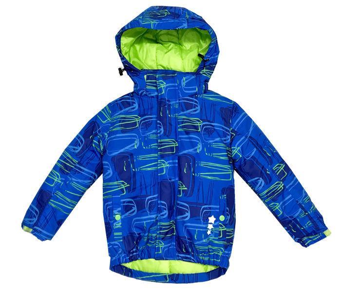Dětská zimní bunda KUGO (98-128)