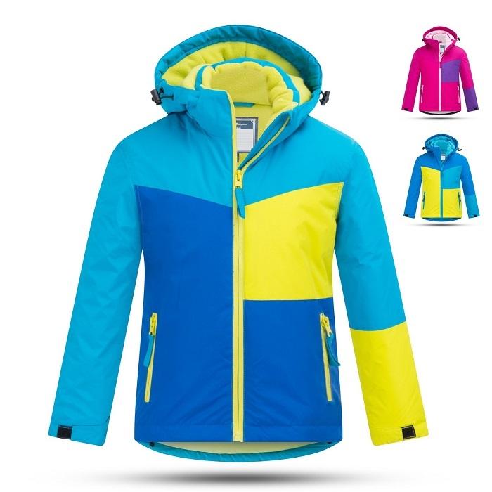 Dětská zimní bunda KUGO (80-110)