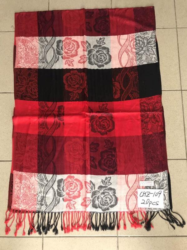 Dámský cashmere šátek  DELFIN