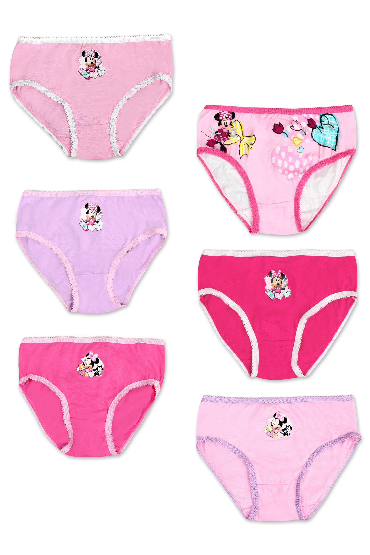 Dívčí kalhotky MINNIE (3-8let) - 3ks/bal.