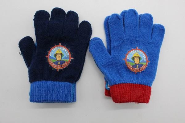 Chlapecké pletené rukavice SAM (12*16 cm)