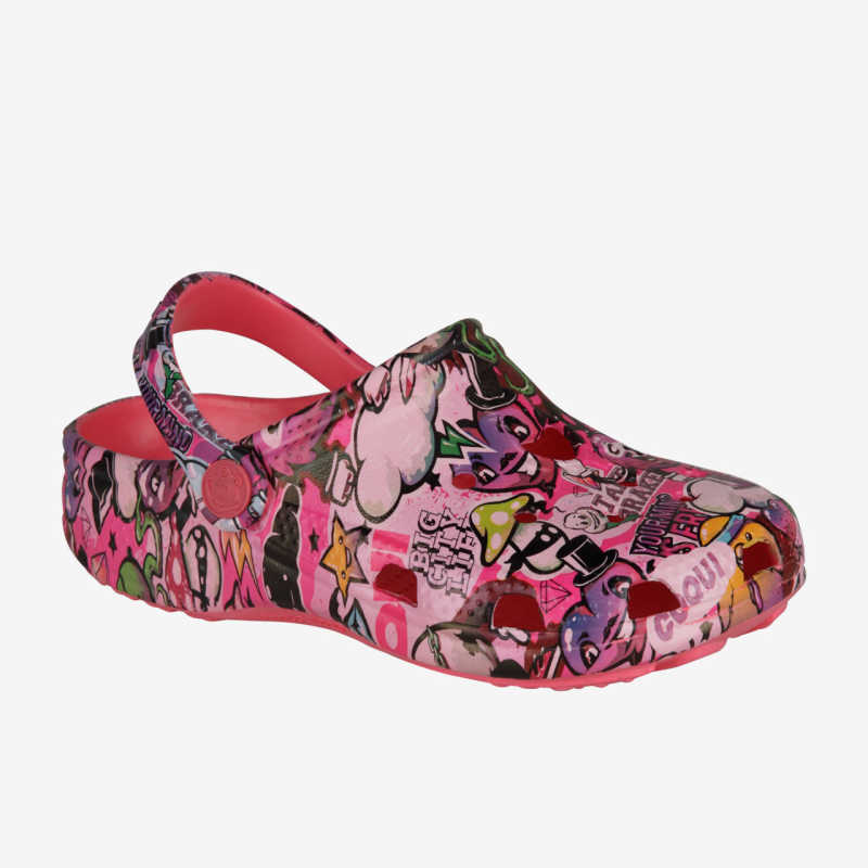 Dětské sandály pro holky BIG FROG (28/29-24/35)