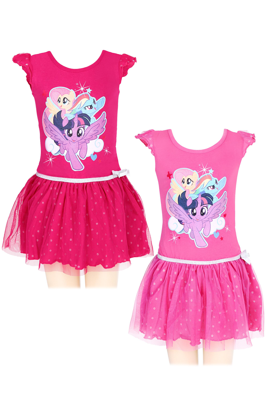 Dívčí letní šaty PONNY (2-6 let)