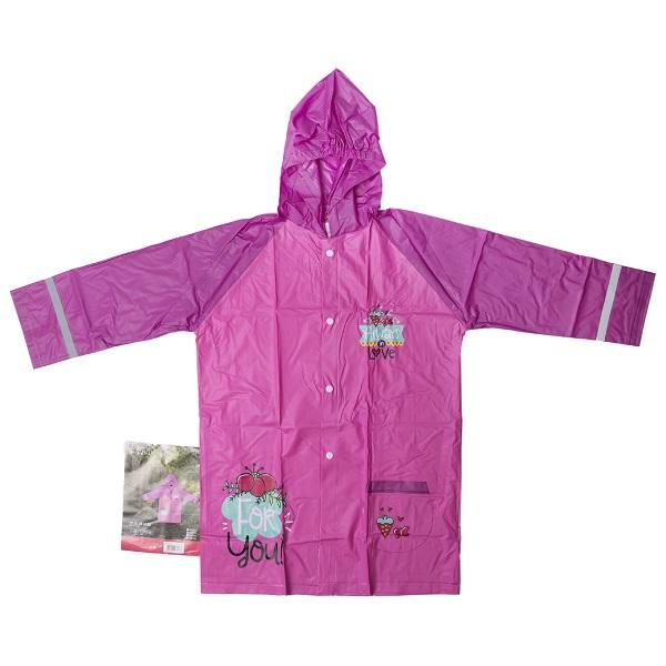 Dívčí pláštěnka WOLF (92/98-128/134)