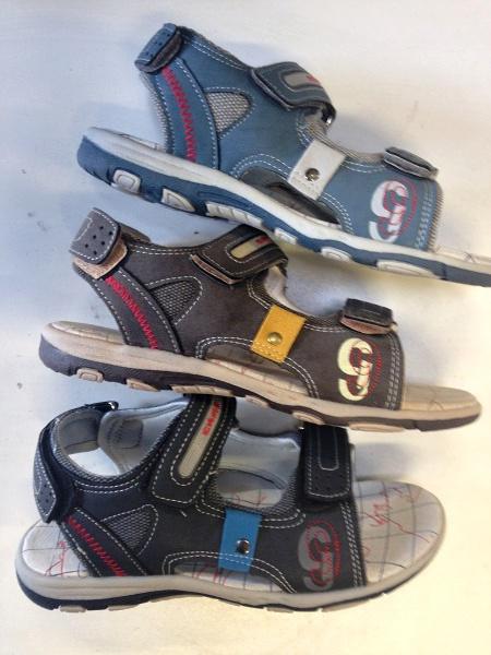 Chlapecké sportovní sandále LISTAR (31-36)
