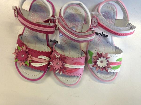 Dívčí sandálky LISTAR (26-31)