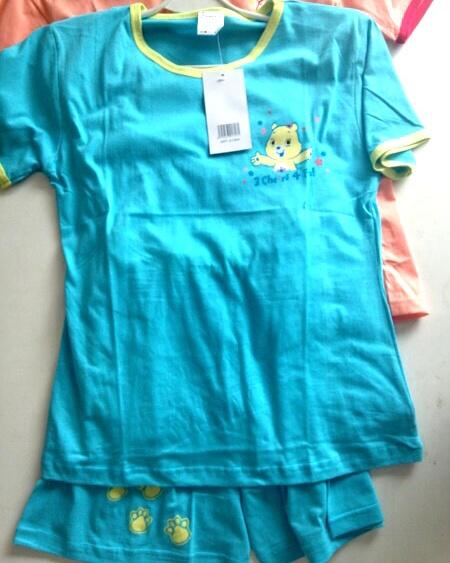 Dívčí letní pyžamo COANDIN (134-164) malé balení