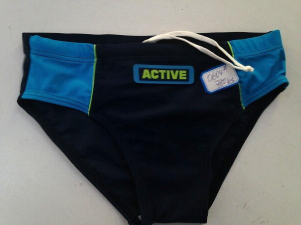Chlapecké plavky AODA (2-5let)-active