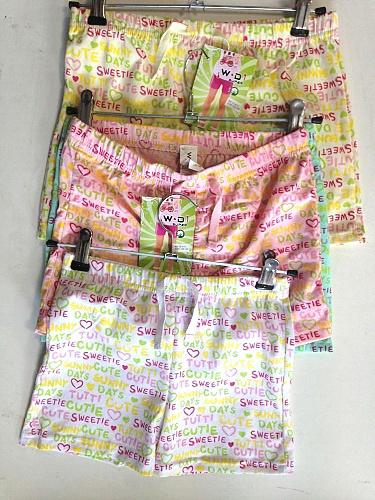 Dětské šortky  WD(128-158)