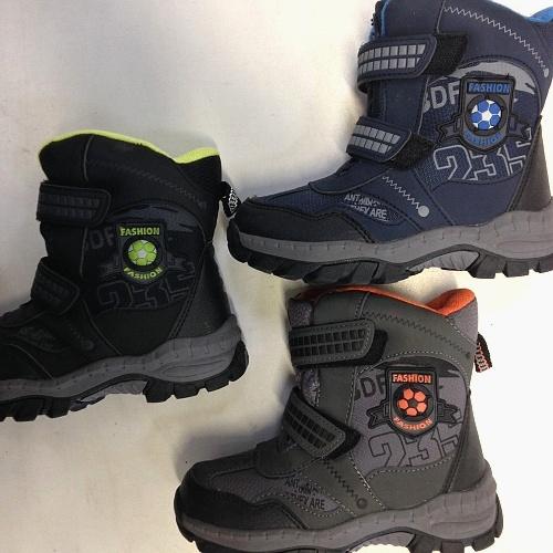 Chlapecká zimní obuv LIN SHI (27-32)