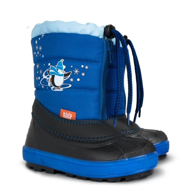 Dětské sněhule DEMAR (20-29) modré