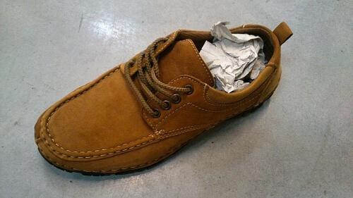 Pánská kožená obuv ROLAN (41-46) sv.hnědá d8ac834bdb