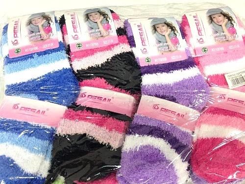 Dívčí teplé  ponožky PESAIL (31-34)