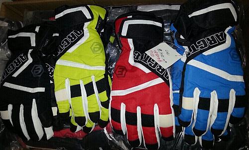 Dětské prstové rukavice mix ECHT