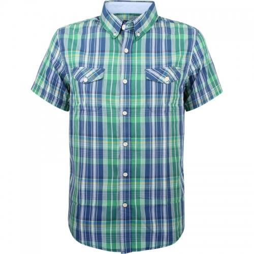 Pánská košile s kr.rukávem GLO-STORY (M-XXL)