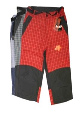 Outdoorové3/4  kalhoty NEVEREST(134-164)