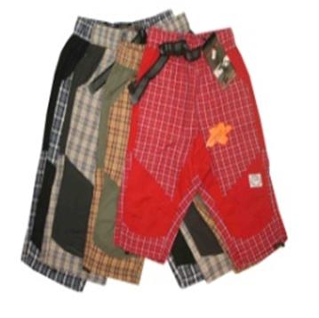 Outdoorové 3/4 kalhoty NEVEREST(98-128)