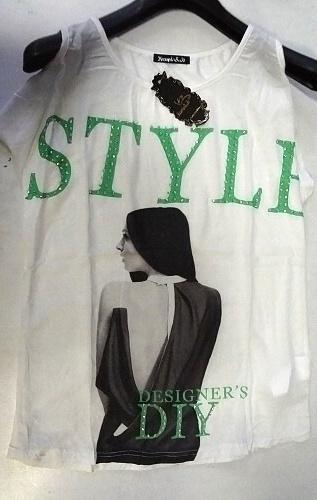 Dámské triko s kr.rukáv. B.LIFE (L-XXL)