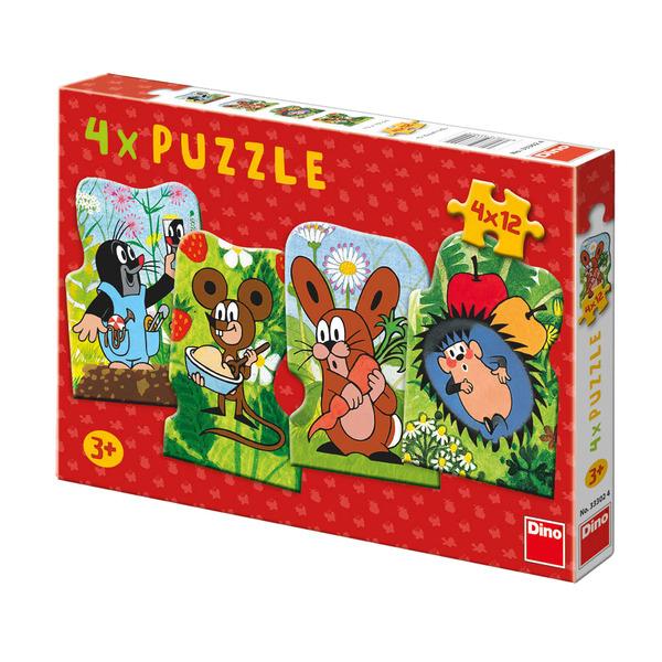 KRTEČEK-puzzle