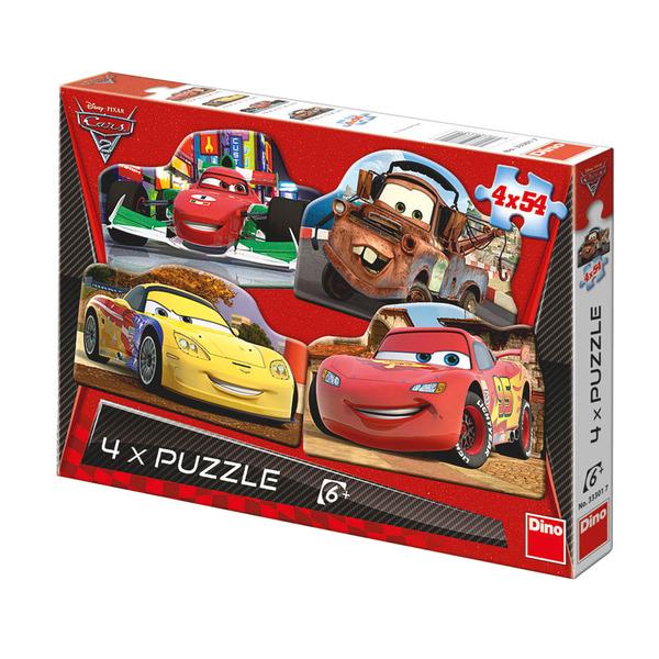 CARS 2-puzzle