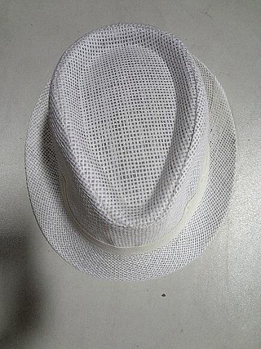 Pánský klobouk SAM - bílá