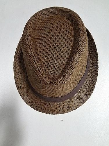 Pánský klobouk SAM - hnědá