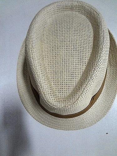 Pánský klobouk SAM - krémová