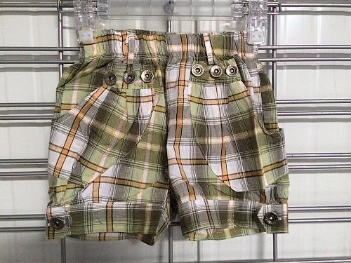 Dívčí šortky BENHAO (6-14let)