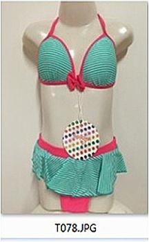 Dívčí dvoudílné plavky SEFON (158-170)
