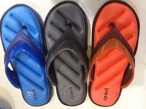 """Pánské pantofle""""žabky"""" LISTAR (40-45)"""